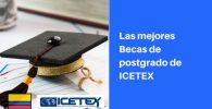 becas postgrado icetex