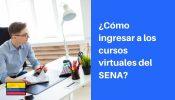 ingresar a los cursos virtuales del SENA