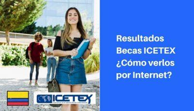 resultados becas icetex