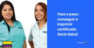 certificado afiliacion savia salud eps